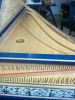 Flemish Double Manual Harpsichord by Anne Acker, soundboard