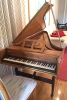Single Manual English Harpsichord after Mahoon by Peter Redstone, front view