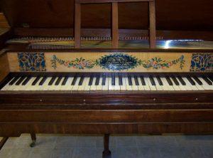 Ca. 1806 Clementi square piano