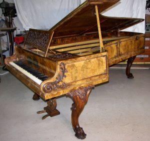 1851 Collard & Collard Concert Grand