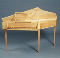 Delin Spinet by The Paris Workshop