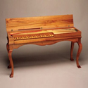 Fretted Clavichord after Huber