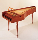 Le Junior, Single Manual French Harpsichord