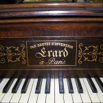 Fortepiano by Paris Erard, 1841