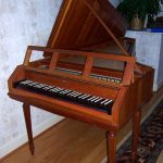 Fortepiano after Stein By Walter Bishop, completed by Anne Acker