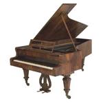 Fortepiano by Schweighofer, 1845