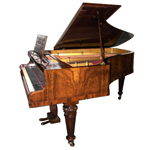 Grand Piano by Collard & Collard, 1884