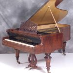 Grand Piano by Streicher, 1878
