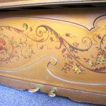John Brinsmead Art Case Upright Piano