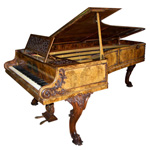 Grand Piano by Collard & Collard, 1849-51