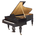 Grand Piano by Bosendorfer, 1888