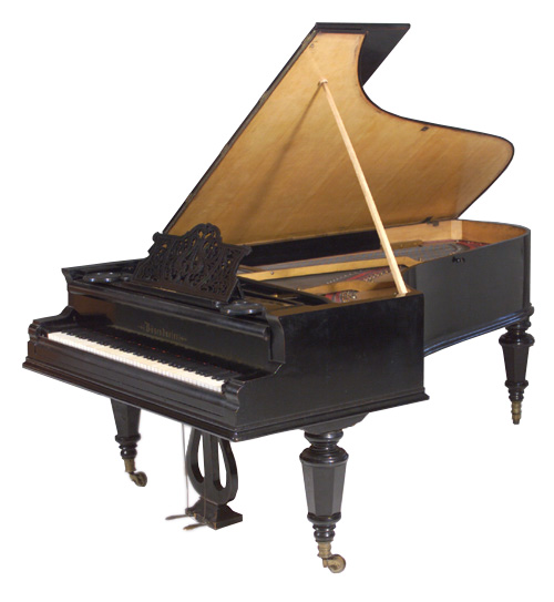 Bosendorfer Grand Piano, 1888