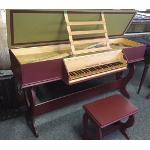 Italian Virginal Harpsichord