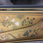 Detail of Double Manual Flemish Harpsichord by Robert Hicks 1988/2017