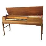 English Square Piano by John Broadwood & Son, 1799