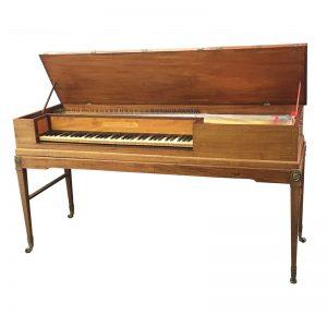 Image of English Square Piano by John Broadwood & Son, 1799