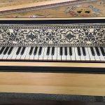 Flemish Muselaar / Virginal keyboard