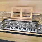 Flemish Muselaar / Virginal music desk