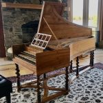 Image of a harpsichord